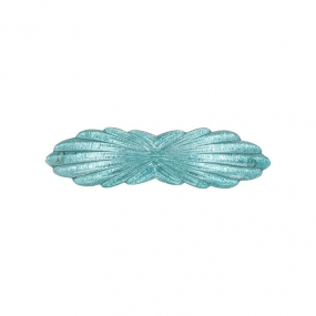 Madeleine Hair Clip, Turquoise