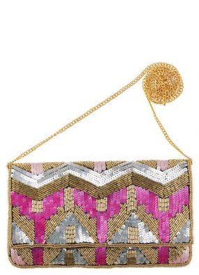 PARADI BAG, PINK YELLOW