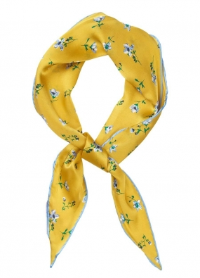 Chipo Scarf, Yellow