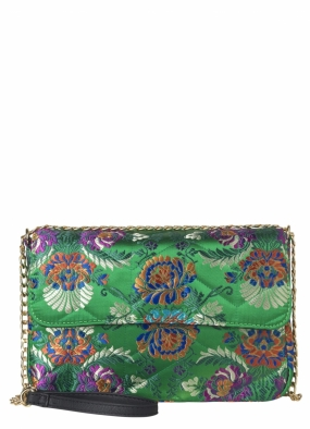Pria Bag, Irish Green