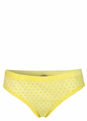 Tallie Soft Dot Bottom, Limelight