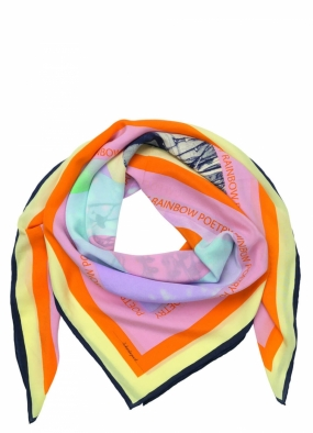 Zikki Scarf, Multi Color