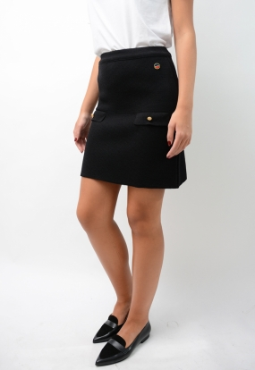 Bourlon Skirt Black