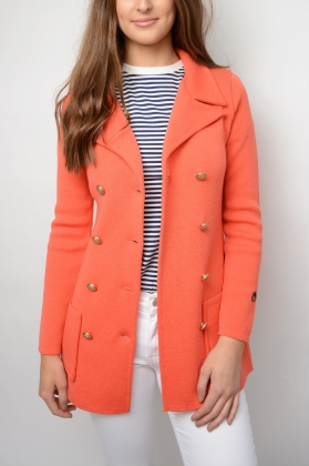 Victoria Jacket, Light Red