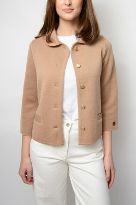 Sainte Colombe Jacket, Salty Caramel