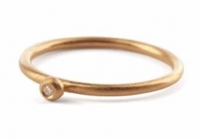 Petite Ring Gold Plated