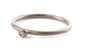 Petite Ring Silver