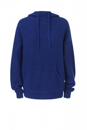 SIBVIL HOODED SWEATER, SURF