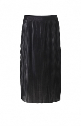 IAUNO SKIRT, BLACK