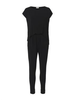 DARLIANO JUMPSUIT, BLACK
