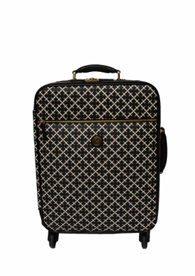 Raniero Trolley, Black & Cream