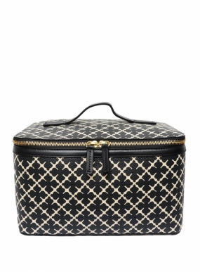 Bae Beauty Case, Black & Cream