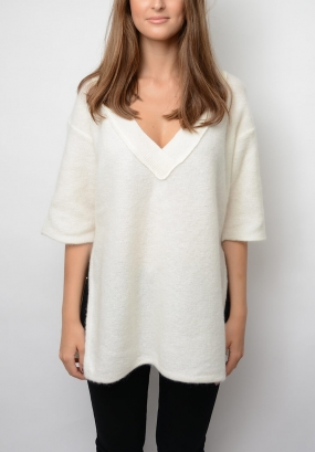 Imenio Sweater, Soft White