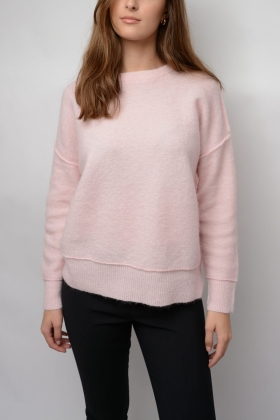 Biagio Sweater, English Rose