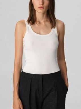 Newdawn Tank Top, Cream