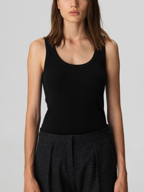 Newdawn Tank Top, Black