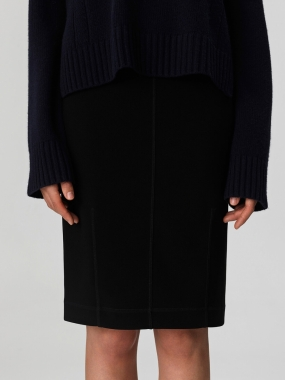 Polson Skirt, Black