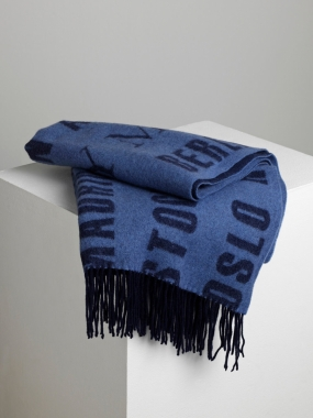 Claudine Scarf, Midnight Heaven