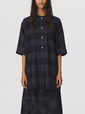 Turah Shirt, Night Blue