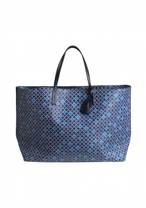 ABIGAIL BAG, BAY BLUE