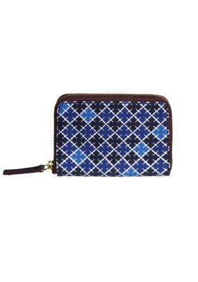 ELIA COIN PURSE, BAY BLUE