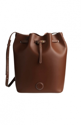 EMA BUCKET BAG, LEAFS
