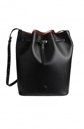 EMA BUCKET BAG, BLACK