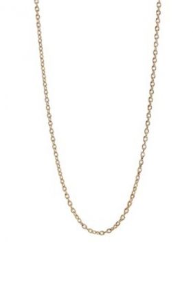 Short Anchor Chain Gold Plated