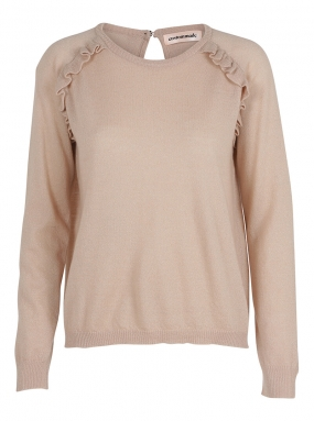 Teja Sweater, Toasted Almond