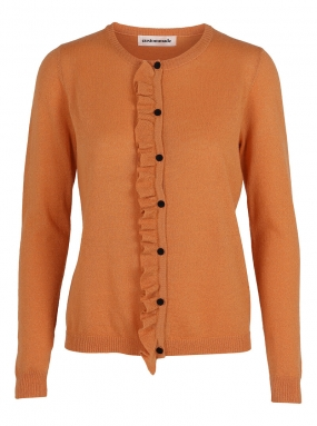 Tiane Cardigan, Orange Paradis