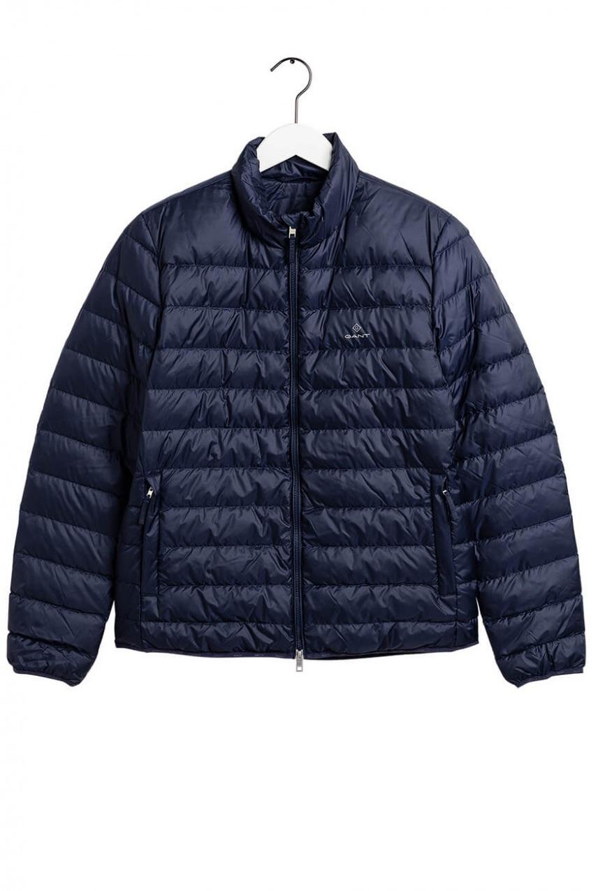 GANT HERR | Light Down Jacket, Evening Blue | Ytterplagg Herr
