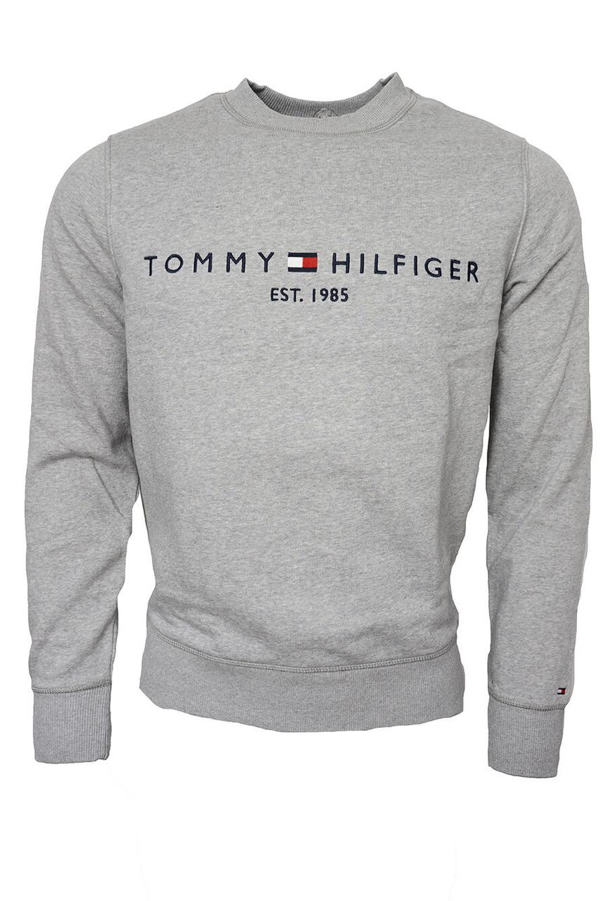 Tommy Hilfiger Pima Cotton Cashmere Crew Neck Sweat Shirt