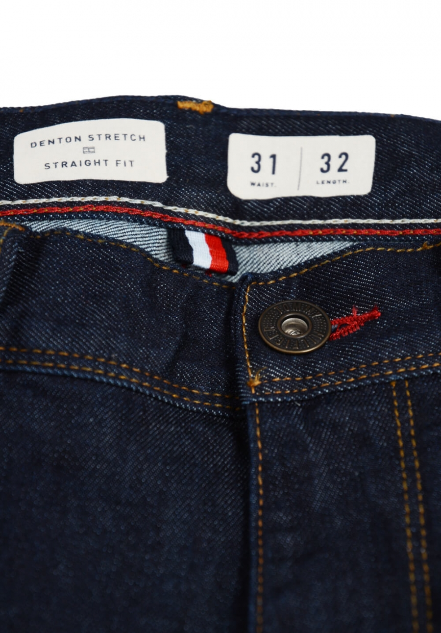 1ae42f79 TOMMY HILFIGER HERR | Core Denton Straight Jeans, New Clean Rin