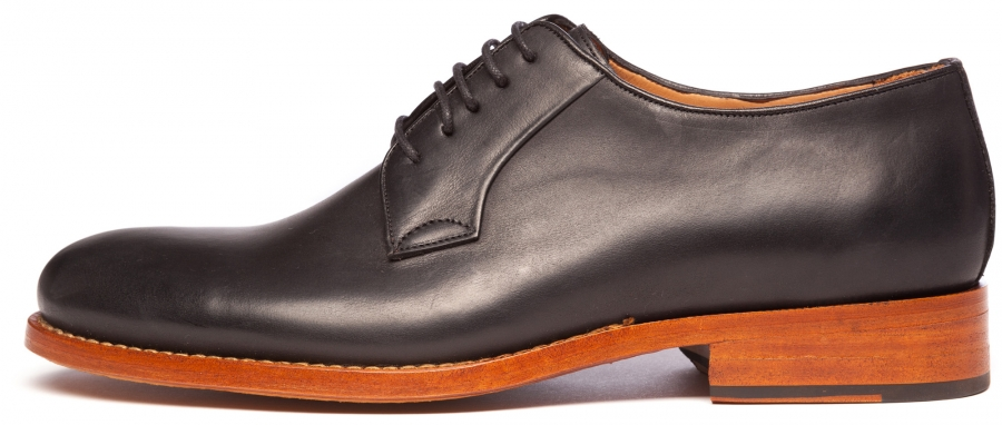 HUMAN SCALES | Alan Goodyear Black | Shoes & Sneakers For him