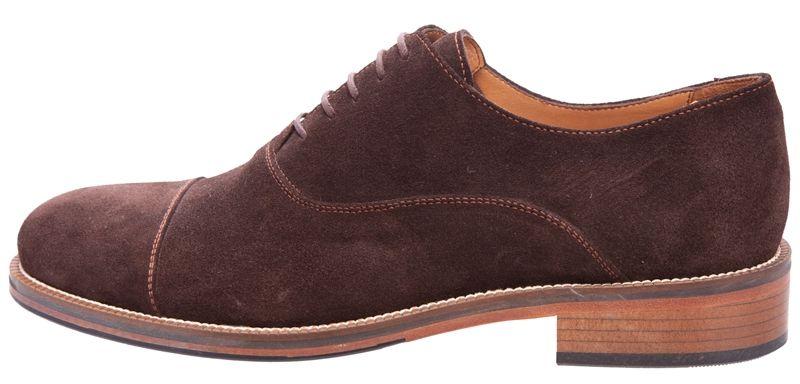 HUMAN SCALES | Benny Shoe, Dark Brown Suede | Skor & Sneakers