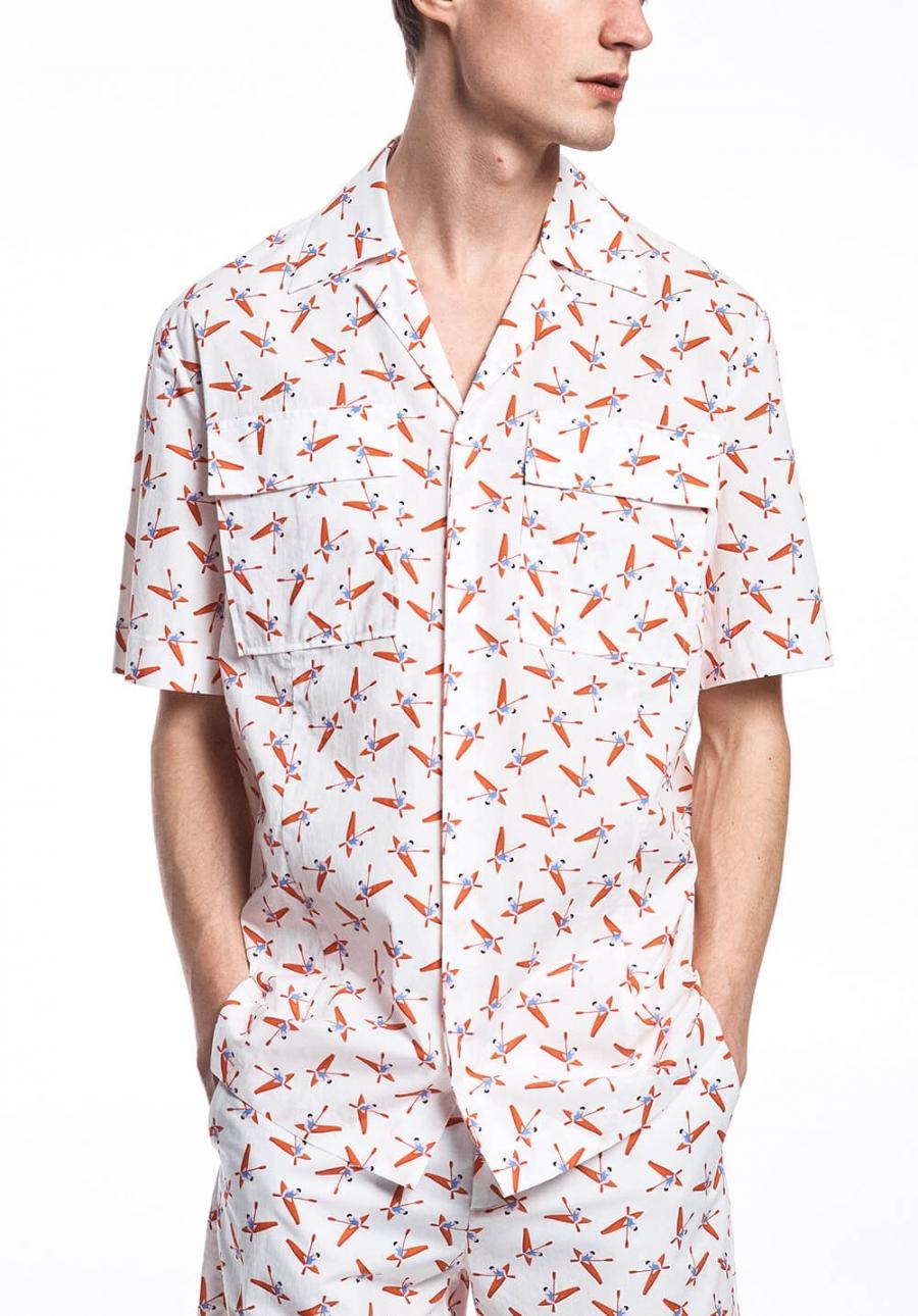 whyred skjorta herr