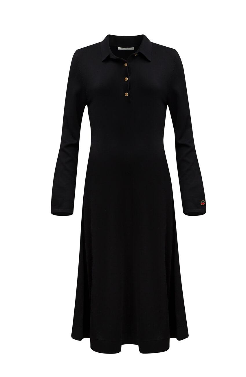 Busnel klänning till dam.